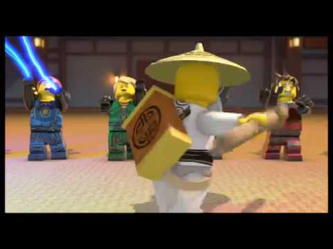 LEGO NINJAGO 4D - Master of the 4th Dimension