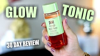 PIXI GLOW TONIC with 5% Glycolic Acid | 30 Day Review ~Product Talks~