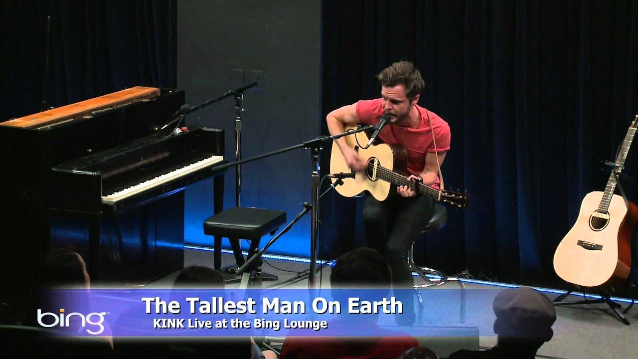 tallest man on earth dalhalla
