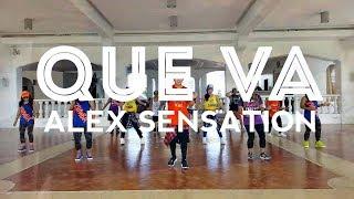 QUE VA by Alex Sensation | Reggaeton | Zumba | Kramer Pastrana