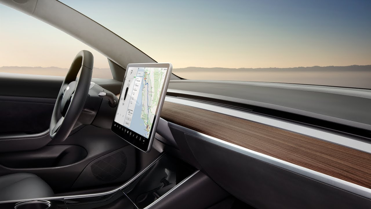 Here S What You Get With The Tesla Model 3 Premium Upgrades Package