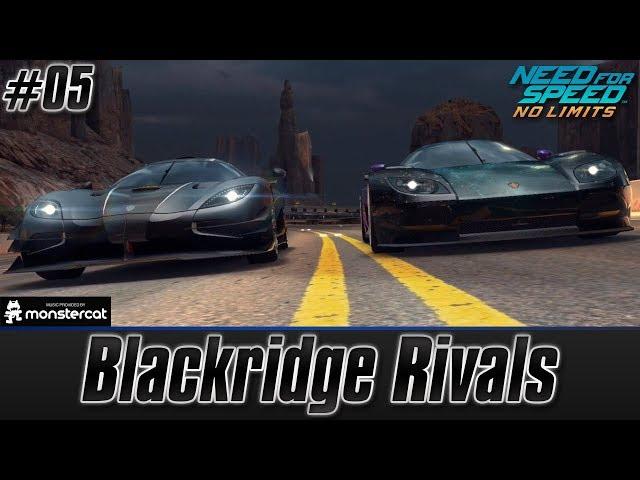 Need For Speed No Limits: Blackridge Rivals | Season 17 (Day 5) | I SHOULD DO THIS MORE OFTEN