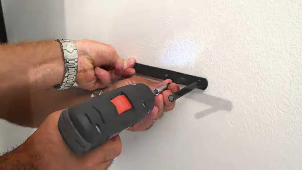 Montaggio Mensole A Muro.8 Qubo Guida Al Montaggio Della Mensola