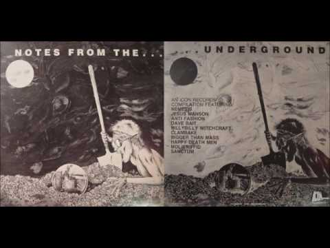 Various Artists - Notes From The Underground (full recording) Michigan Alternative