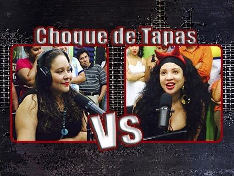 Choque de Tapas - Christian Medina vs Luisa Ortega (Sin Censura) (Programa # 6 Completo) 12-07-2014