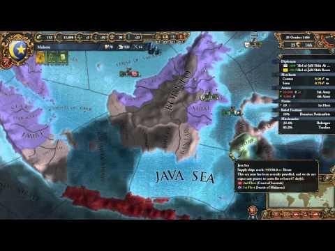 BORNEO IS MINE!! -- Malacca Episode 4 -- EU4
