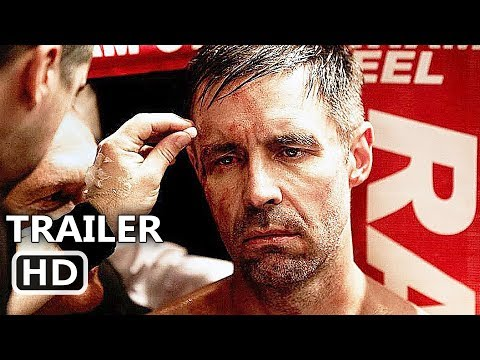 JOURNEYMAN Official Trailer (2017) Paddy Considine, Boxing Movie HD