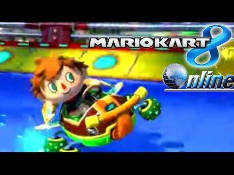 Mario Kart 8 Online #16 - Racin' For Australia! - Shadow The Gamer