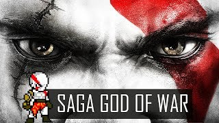 Saga God of War - Parte 1/3