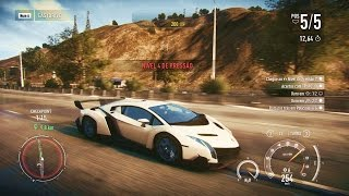 Need for Speed  Rivals Capitulo 7 Demônios por Demônios