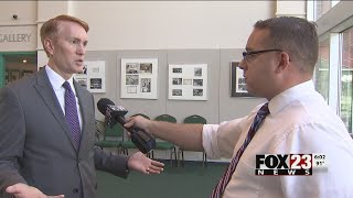 Sen. James Lankford tells FOX23 he will vote for Graham-Cassidy health care bill