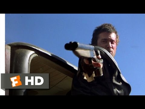 Mad Max 2: the Road Warrior - Tanker Under Attack Scene (7/8) | Movieclips