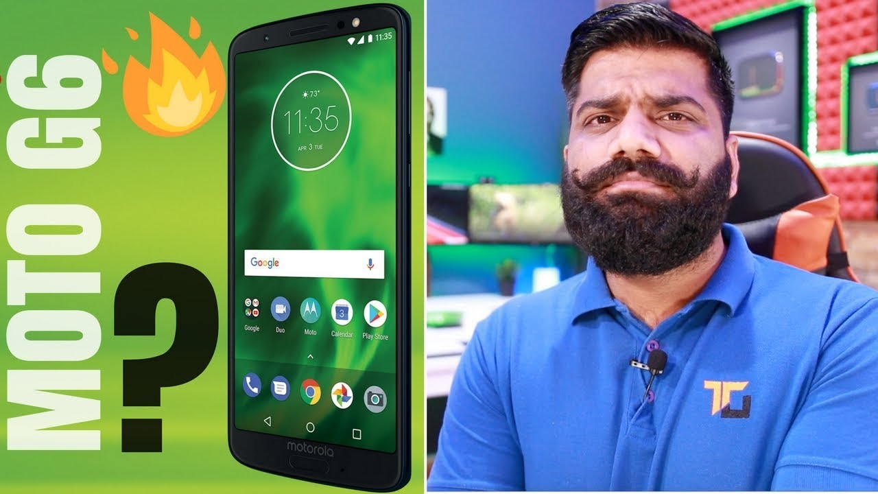 Motorola Moto G6 Plus Reviews, Specs & Price Compare
