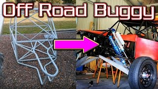 WRX STi Off Road Buggy Build Log - 3 Years of Buggy Building in 9 Minutes