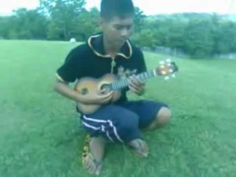 super mario bros Versi ukulele/kentrung