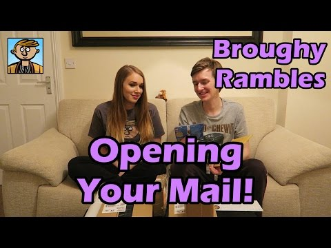 Opening Your Mail! Plus 24h Stream Aftermath - Broughy Rambles