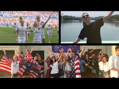 Recreating the FIFA Women's World Cup