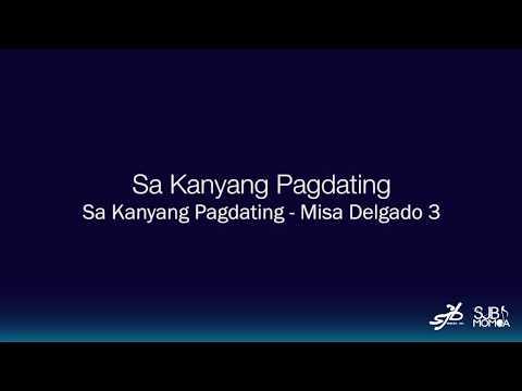 Sa Kanyang Pagdating