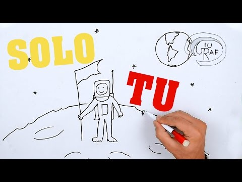 SOLO TU - VIDEOS MOTIVACIONALES (MOTIVADORES - POSITIVOS - SER FELIZ )