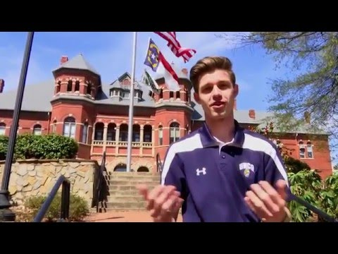 UNCG Campus Tour Highlights