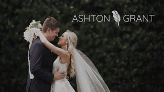 Quarantine wedding video | Emotional elopement at Carlton Landing and Coles Garden reception