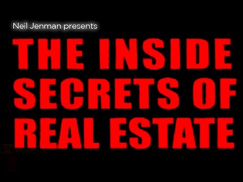 The Inside Secrets of Real Estate