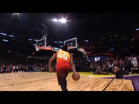 timeless design b48c3 6f388 Donovan Mitchell - 2018 NBA Slam Dunk Contest (Champion)
