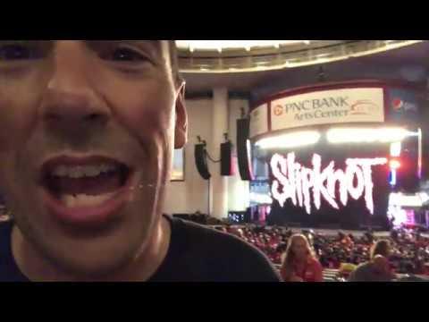 OUR KNOTFEST VLOG!!! | SLIPKNOT, VOLBEAT, GOJIRA & BEHEMOTH LIVE!!! | ROAD TO KNOTFEST!