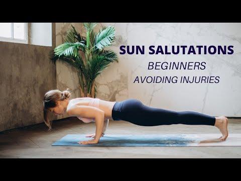 Sun Salutation Modifications | Yoga with Perumal