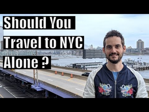 Top 10 Reasons to Travel to NYC Solo || Visit NYC Alone ?