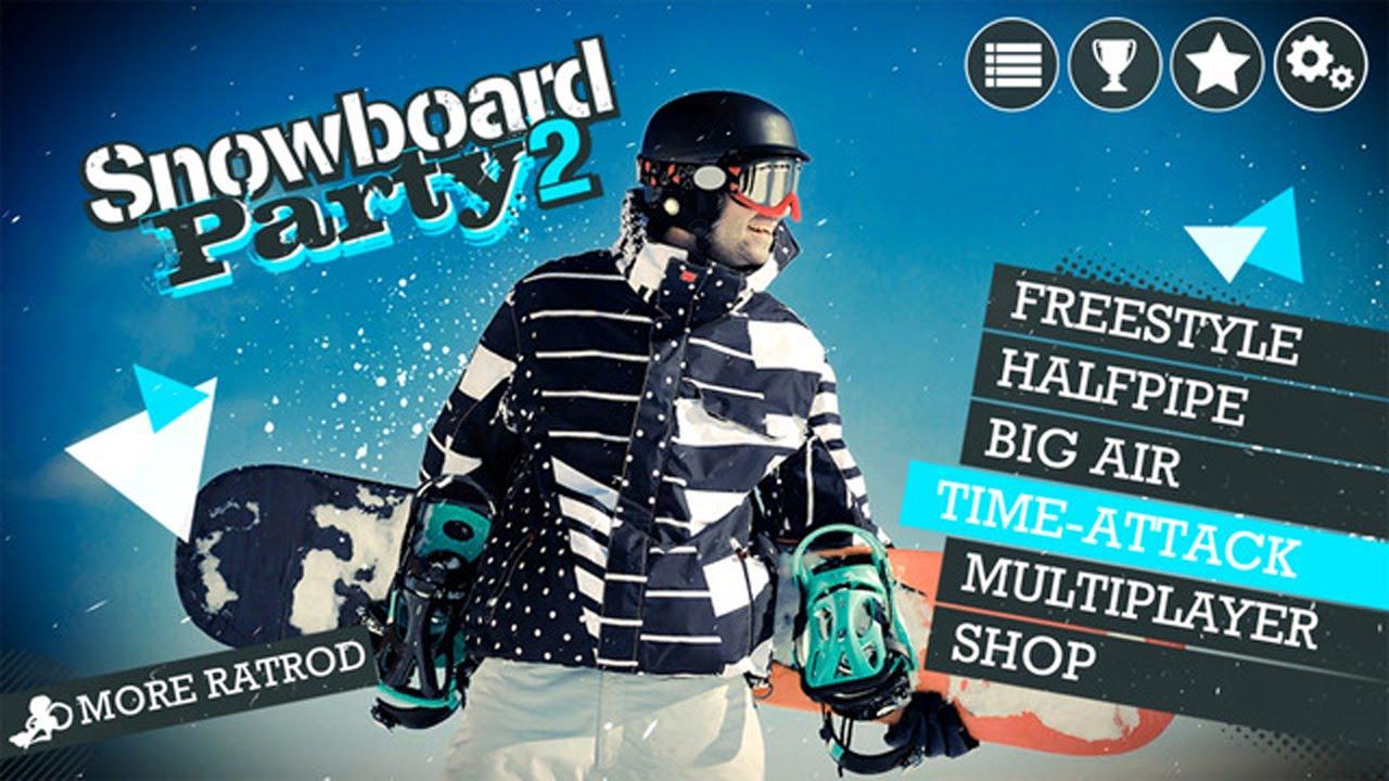 Resultado de imagem para Snowboard Party 2
