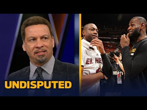 Chris Broussard says there's no chance LeBron will take his talents back to Miami | NBA | UNDISPUTED
