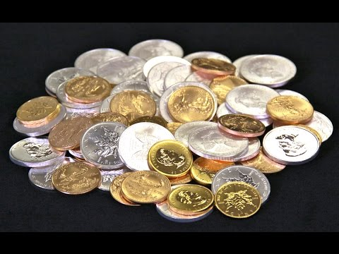 Gold & Silver Price Update - May 4, 2016 - British Pound, Euro, Australian & Canadian Dollar