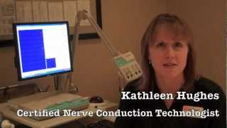 What is a Nerve Conduction Study & EMG?