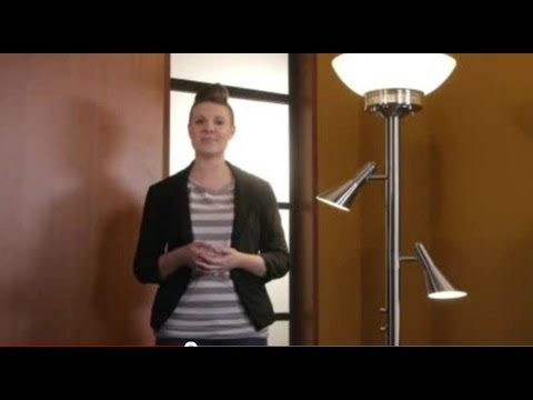 Shopping tips for floor lamps modern torchiere youtube mozeypictures Gallery