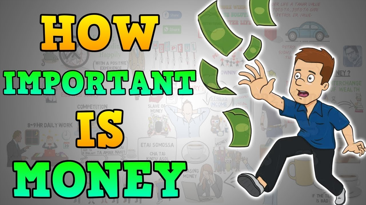 importance of money in midnight in the Noone can deny the importance of money in life however, whether or not it is actually the only thing people are interested in today is much of controversy some people believe that money can buy everything when the others assert that it cannot.