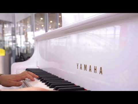 Instant musical au piano - Musical moment at the piano - Paris-Orly 3 - Paris Aéroport Expériences