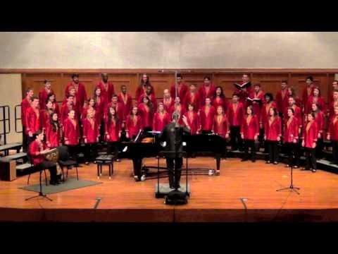Mama Afrika - Sydney Guillaume; Florida State University Singers