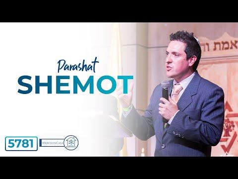 Parashat #Shemot 5781