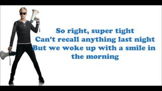 Forget About You - R5 [Lyrics]