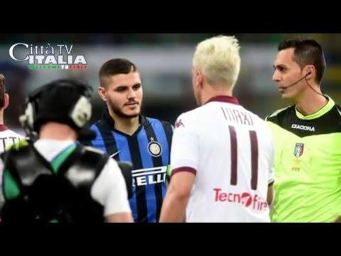 Inter – Torino 1-2: gestaccio di Lopez quando Icardi tenta di salutarlo
