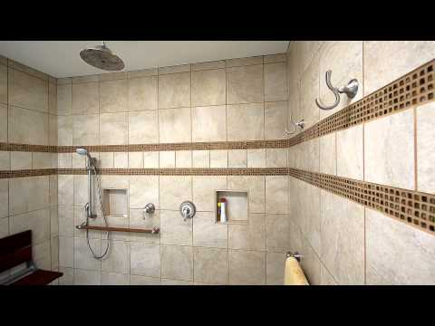 Family Home Medical Bathroom Remodeling with Handicap Features