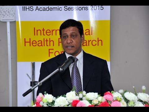 Evidence Based Health Care Education Symposium : HR Management ~ Wasantha Senarathne