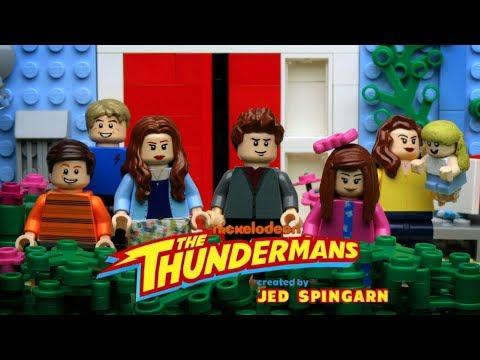 Thundermans Theme Song Lego Parody