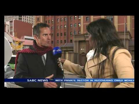Patricia Visagie wraps day 1 of Oscar Pistorius sentence proceedings