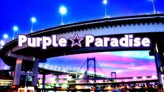 Purple Paradise [ インスト・80年代風ユーロビート・ 80s Eurobeat, Hi-NRG ]