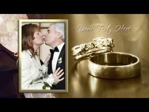 Wedding Style Pack for ProShow Gold