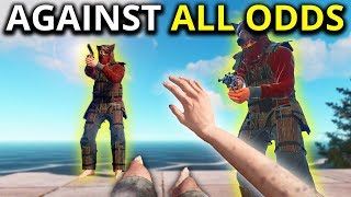 AGAINST ALL ODDS I GOT UP Rust Solo Survival Gameplay 2 4