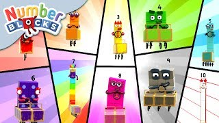 Numberblocks: Numberblock Kart Race thumbnail