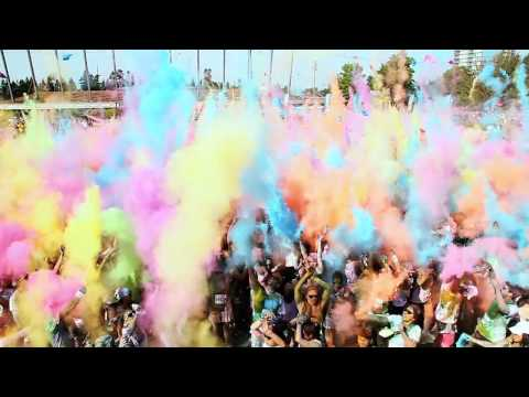 Color Me Rad 5K - Vancouver [Official Video]